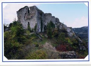 Le château de Condorcet