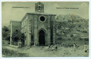 église Condorcet