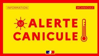 La Drôme placée en alerte niveau 3 canicule