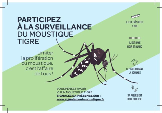 Prévention du risque de dissémination des arboviroses