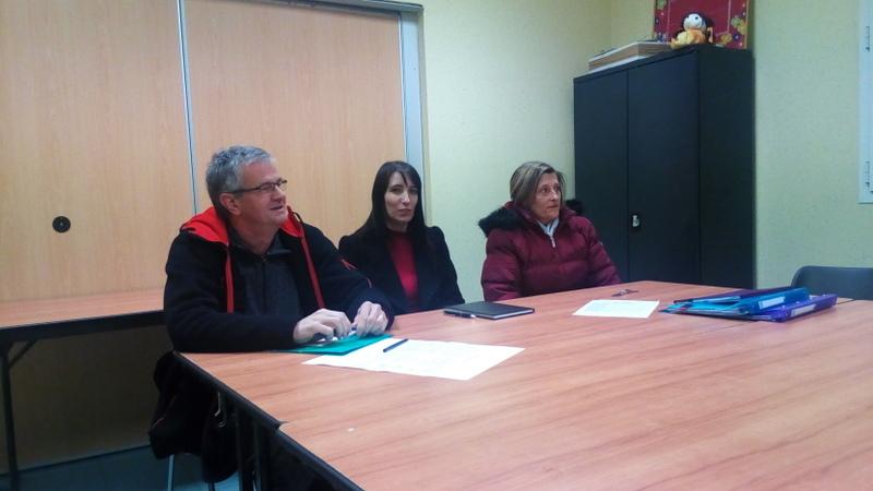 Election du nouveau bureau            Condorcet-Loisirs